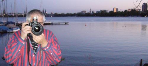 Fotograf und Stadtführer